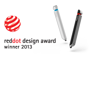 Stylus Pro Receives Prestigious Red Dot Design Award